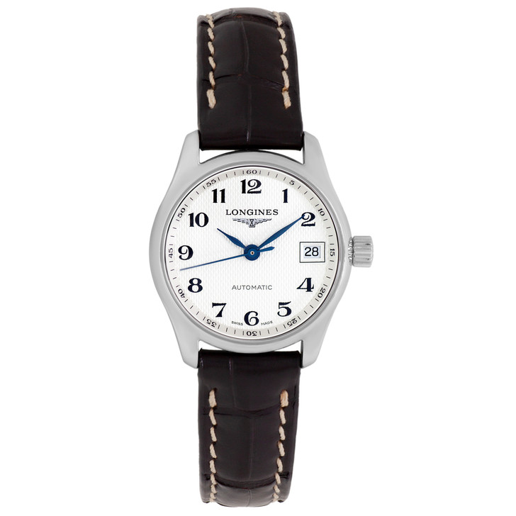 Longines Master Collection Date Automatic Ladies Watch L21284783