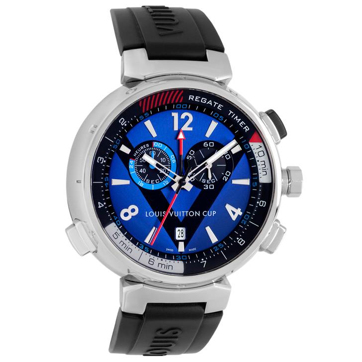 Louis Vuitton Tambour Regatta Chronograph Q102D