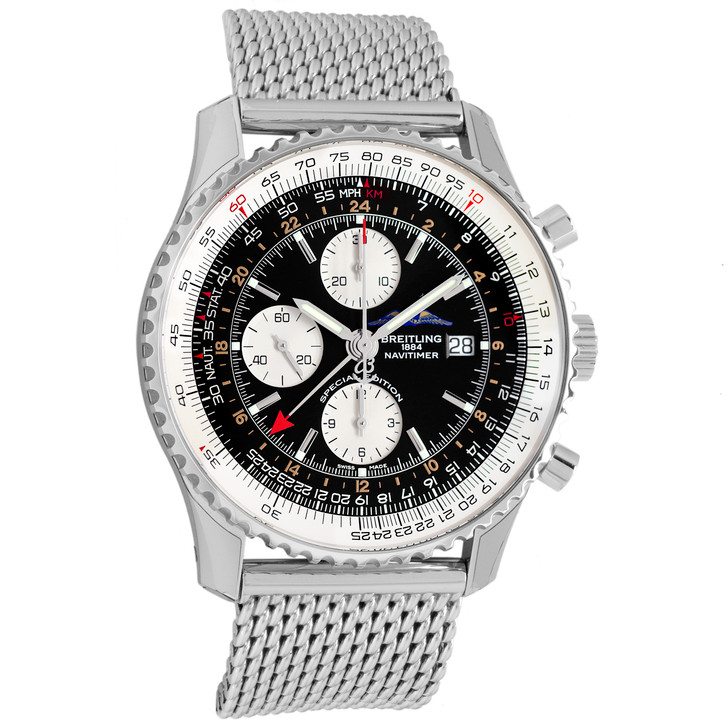 Breitling Stainless Steel Navitimer World COPA Chronograph A243221