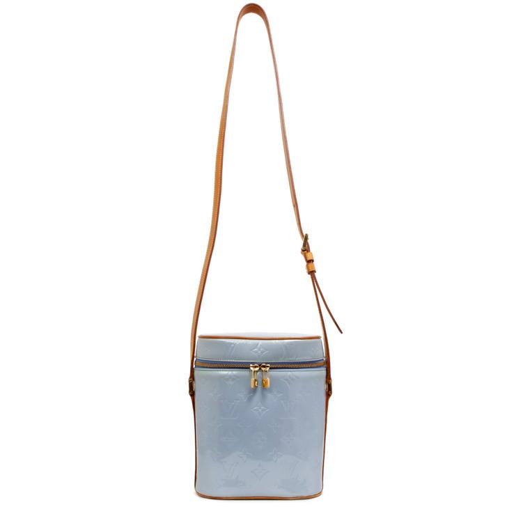 Louis Vuitton Lavender Vernis Sullivan Vertical