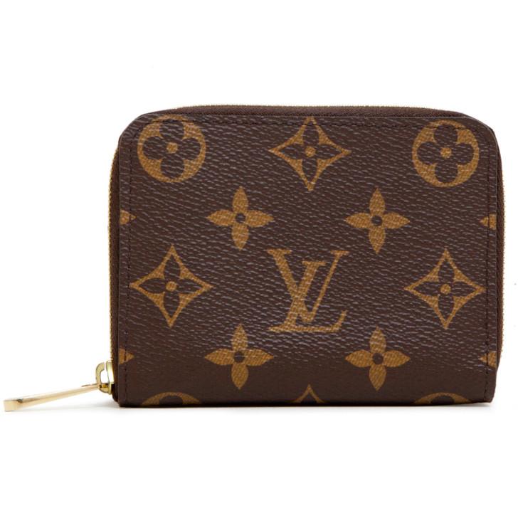 Louis Vuitton  Monogram  Zippy Coin Purse