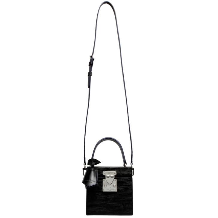 Louis Vuitton Noir Epi Bleecker  Box