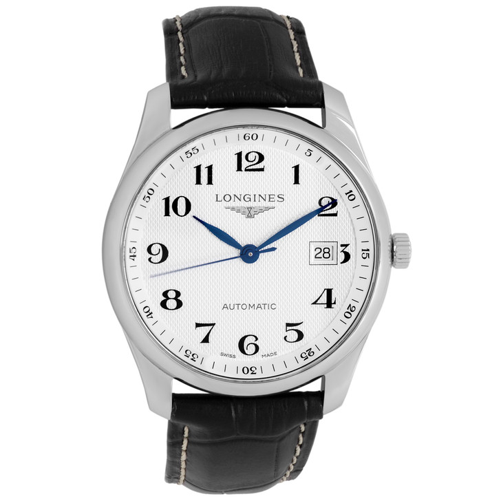 Longines Stainless Steel Master Collection Automatic L2.793.4.78.3