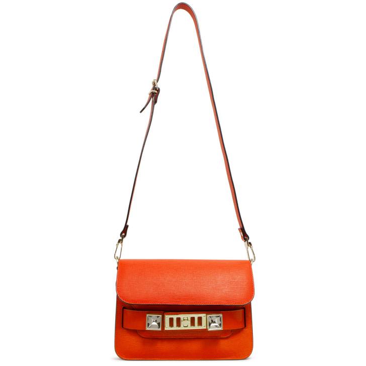 Proenza Schouler Linosa Calfskin Mini PS11 Classic Shoulder  Bag