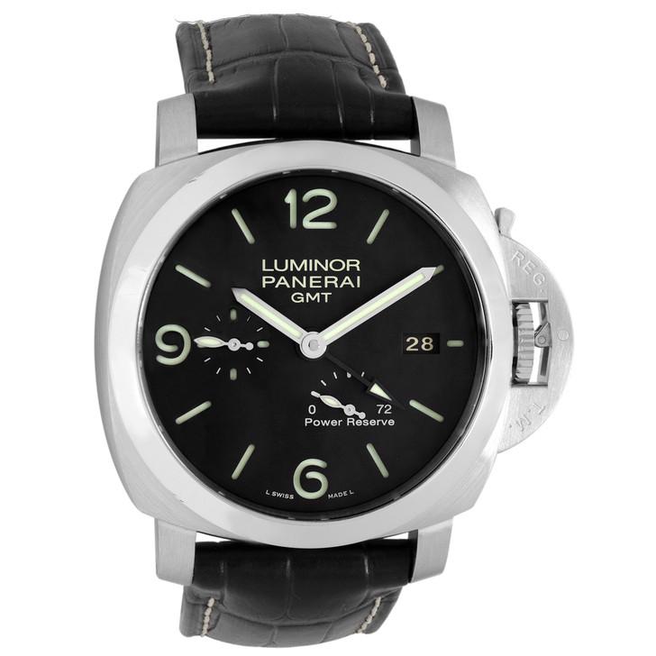 Panerai Luminor 1950 3 Days GMT 44mm Automatic Watch  PAM00321