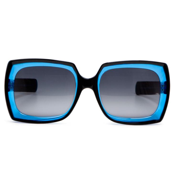 Oliver Goldsmith Fuz (1966) Electric Black Sunglasses