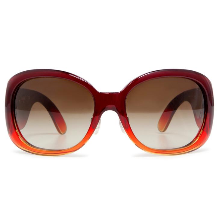 Chanel CC Oversized Sunglasses