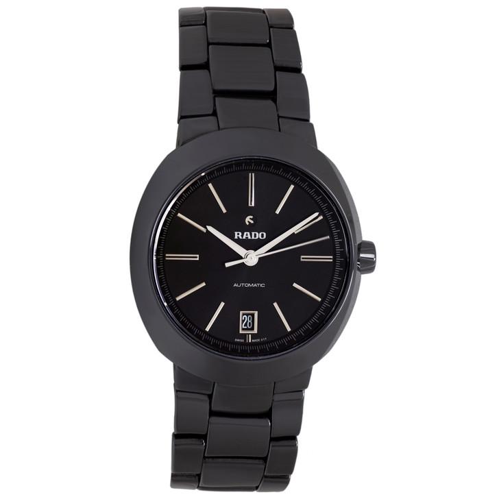 Rado Black Ceramic D-Star Automatic Watch R15610172