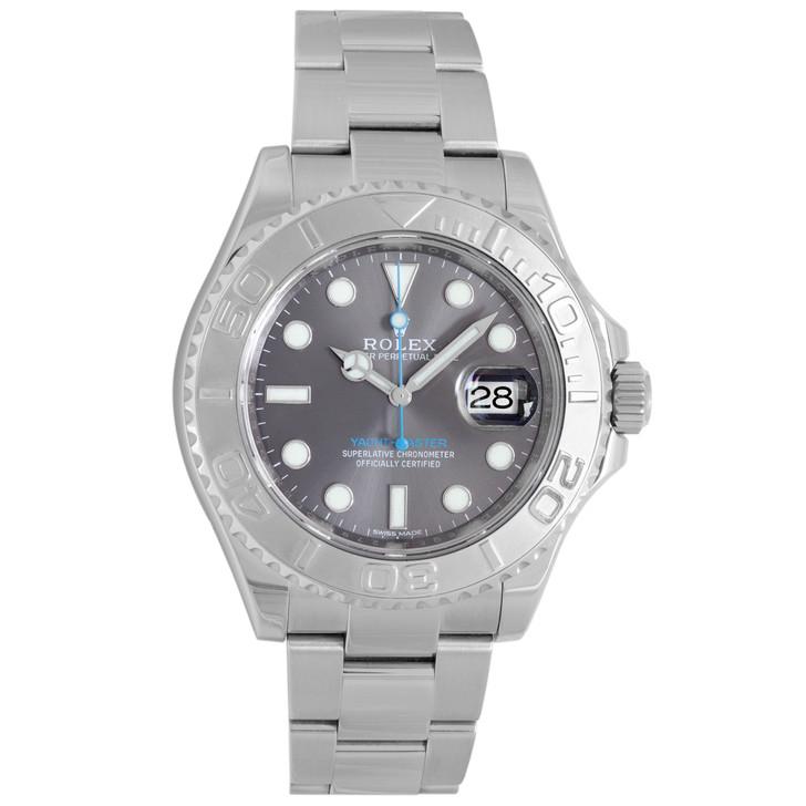 Rolex Stainless Steel Rolex Yacht-Master 40 116622