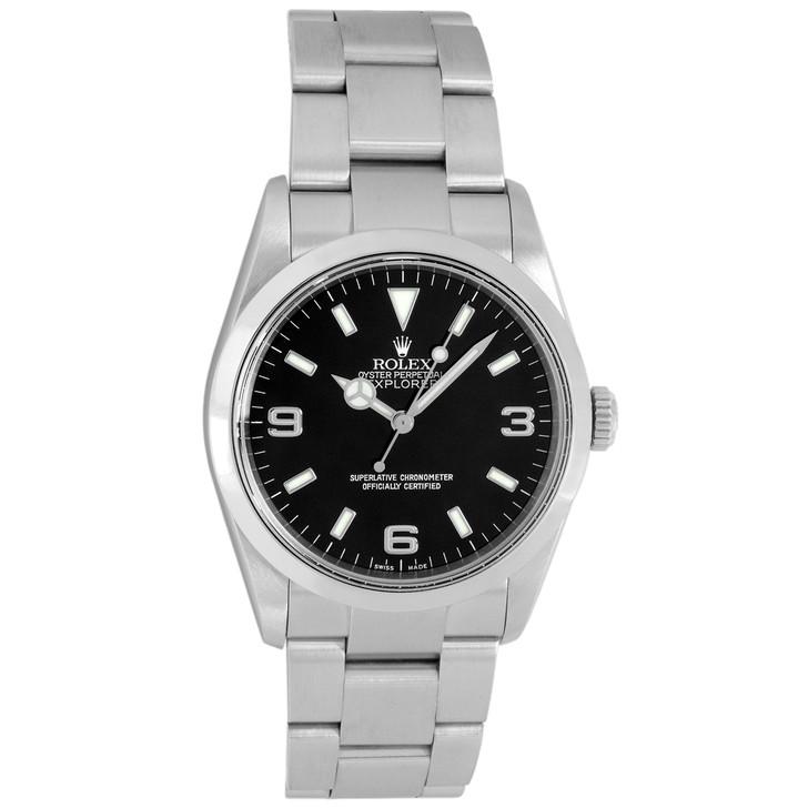 Rolex Stainless Steel Explorer I 114270
