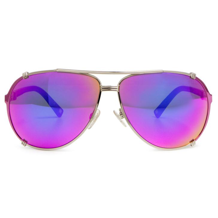 Dior Chicago 2 Mirrored Aviator Sunglasses