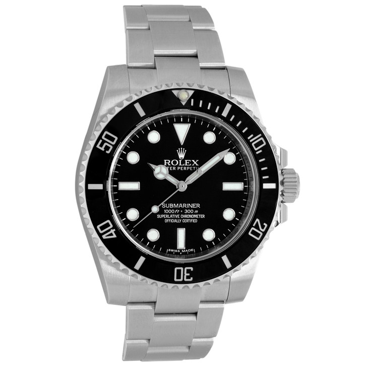 Rolex Stainless Steel Submariner 114060