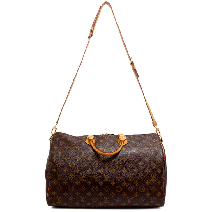 Louis Vuitton Monogram Speedy Bandouliere  40