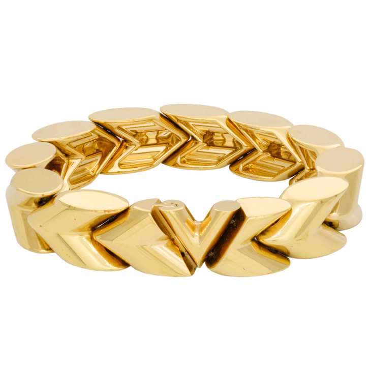 Louis Vuitton Unchain V Bracelet