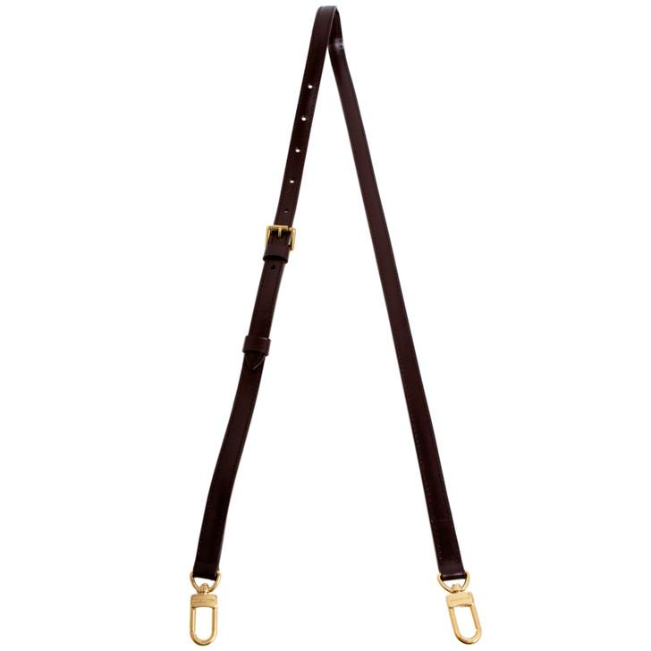 Louis Vuitton Ebene 16mm Adjustable Shoulder Strap