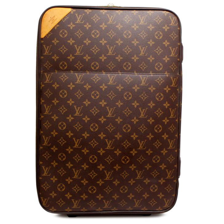 Louis Vuitton Monogram Pegase 55  Luggage