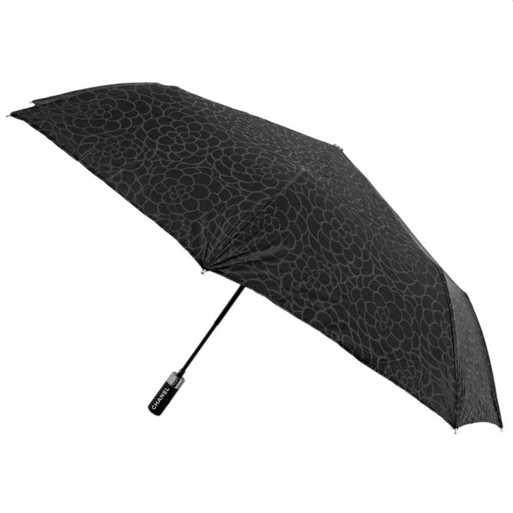 Chanel Camellia Print Umbrella