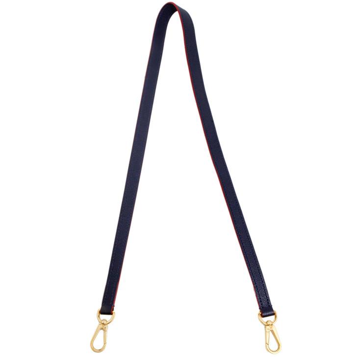 Louis Vuitton Marine Rouge Empreinte Montaigne BB Shoulder Strap