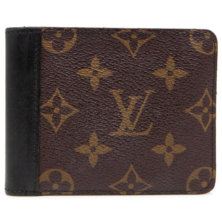 Louis Vuitton Monogram Macassar Gaspar Wallet