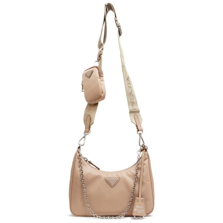 Prada Cammeo Nylon Re-Edition 2005 Shoulder Bag