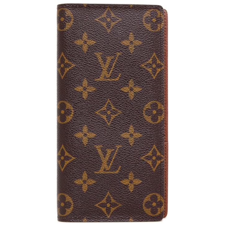 Louis Vuitton Monogram Brazza Wallet