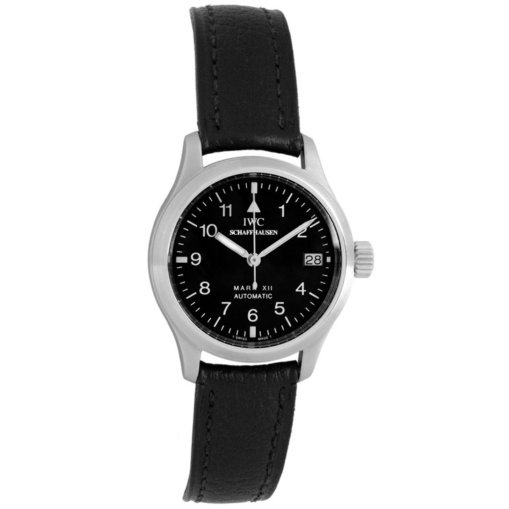 IWC Stainless Steel Pilot Mark XII Ladies Watch