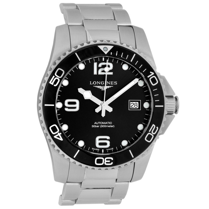 Longines Stainless Steel HydroConquest Automatic L37814566