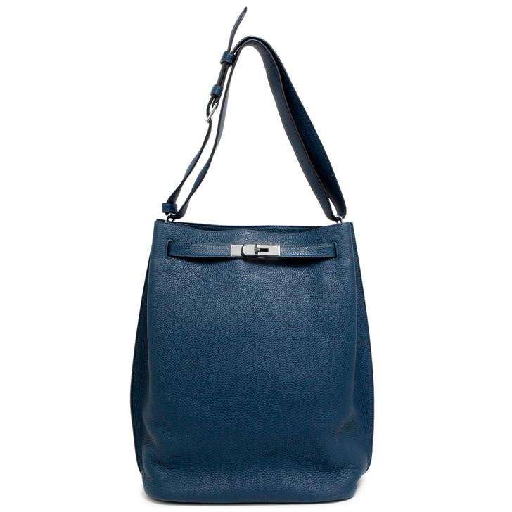 Hermes Bleu de Prusse So Kelly 26