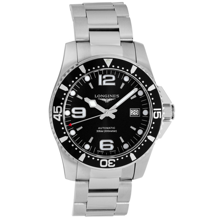 Longines Stainless Steel HydroConquest Automatic L3.742.4.56.6