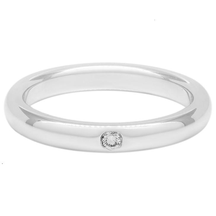 Tiffany & Co. Sterling Silver Elsa Peretti Band Ring