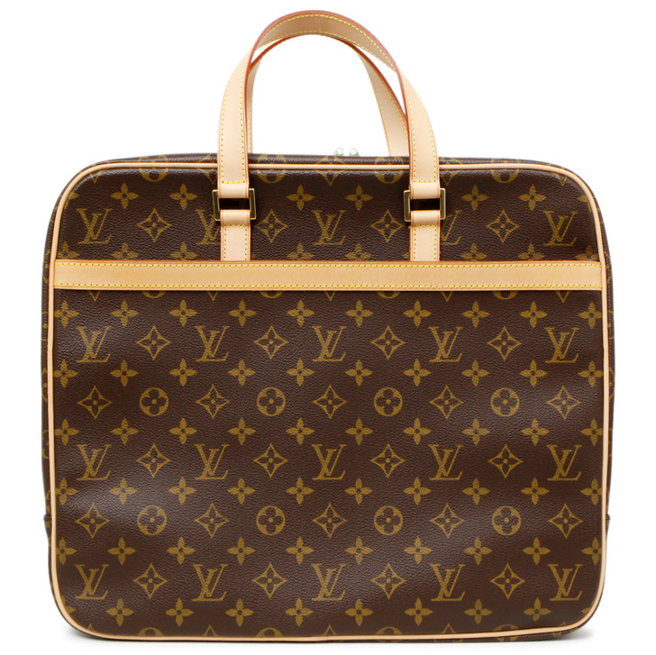 Louis Vuitton Monogram Porte-Documents Pegase Briefcase