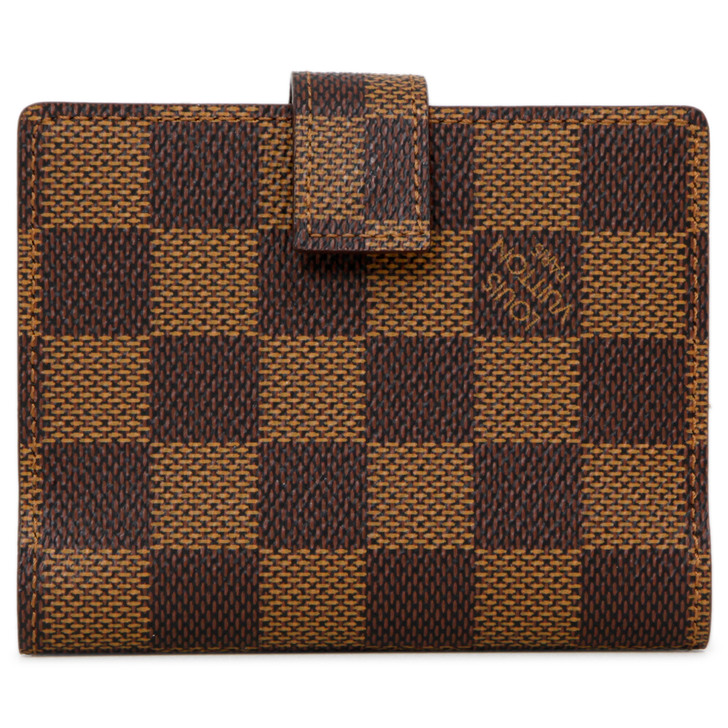 Louis Vuitton Damier Ebene Mini Agenda  Cover
