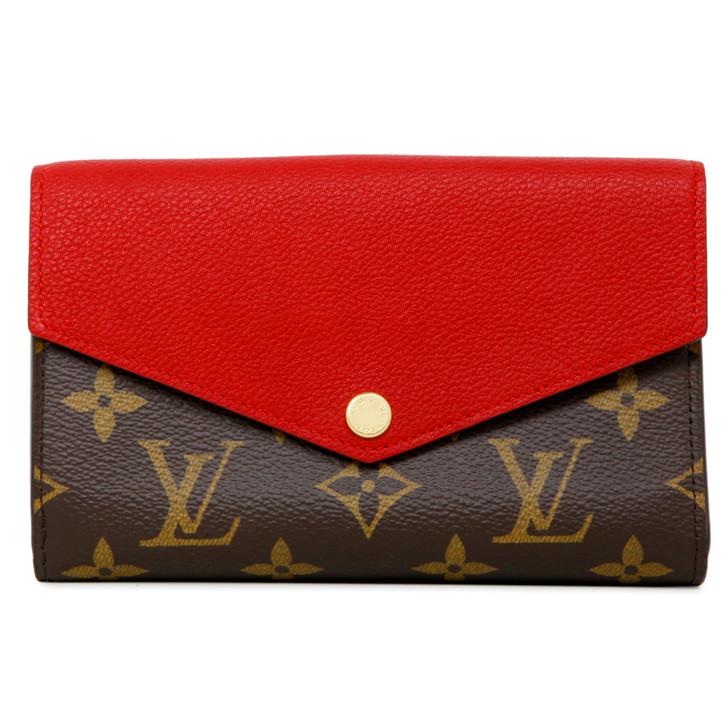 Louis Vuitton Monogram Pallas Compact Wallet