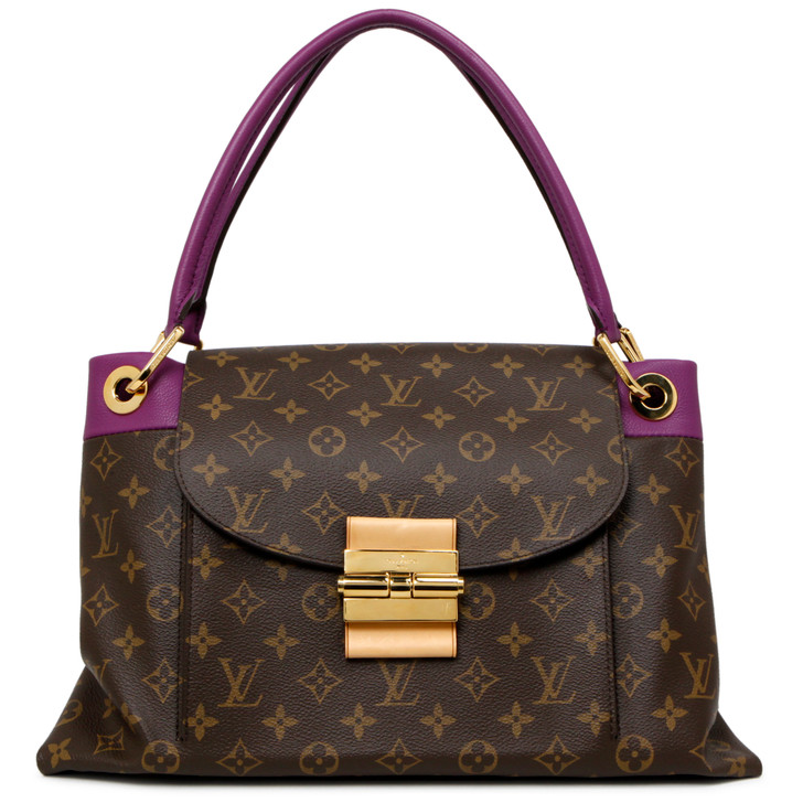 Louis Vuitton Monogram Amethyste Olympe