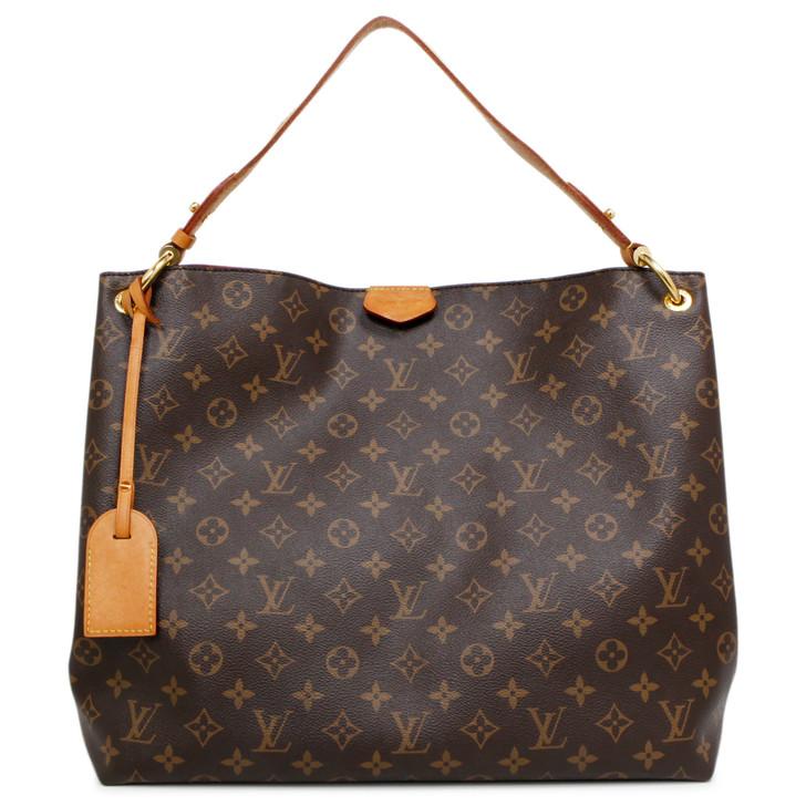 Louis Vuitton Monogram Pivoine Graceful MM