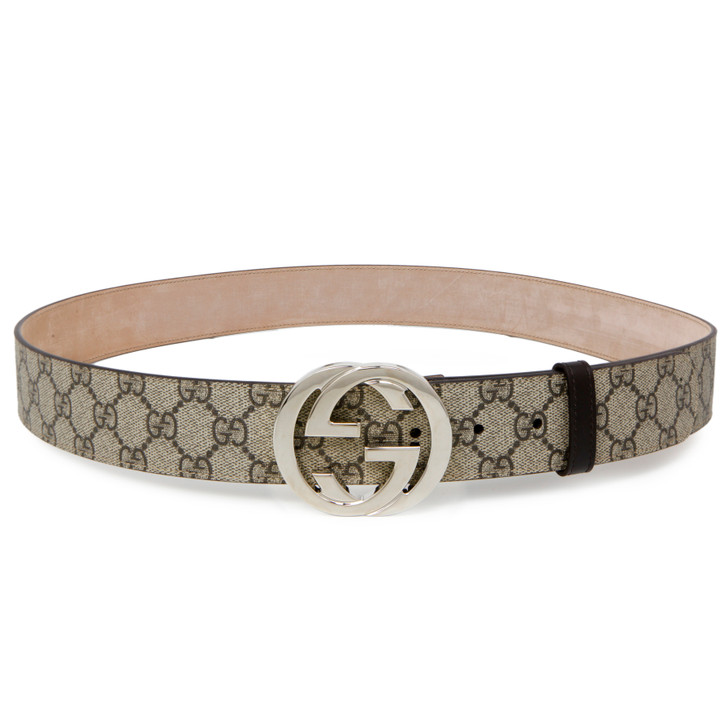 Gucci Interlocking G Supreme Belt