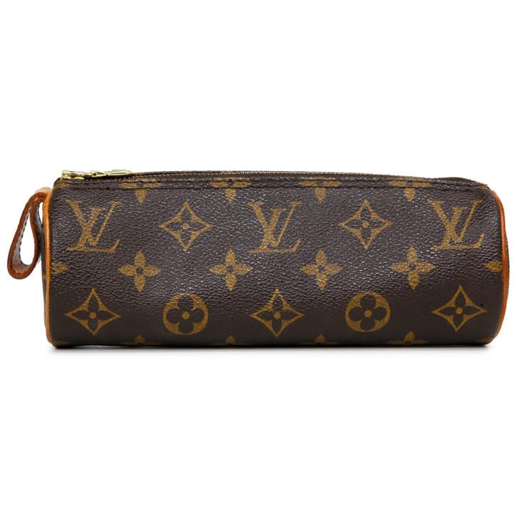 Louis Vuitton Monogram Trousse Ronde
