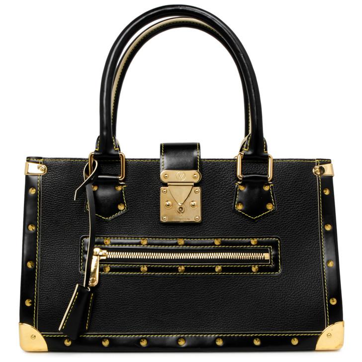Louis Vuitton Black Suhali Le Fabuleux
