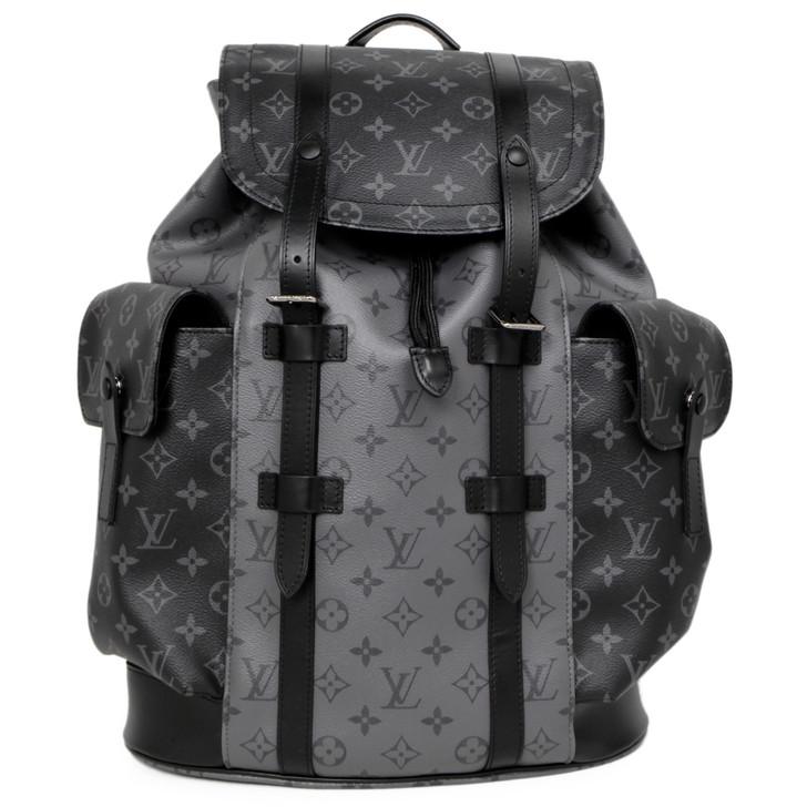 Louis Vuitton Monogram Eclipse Christopher PM Backpack
