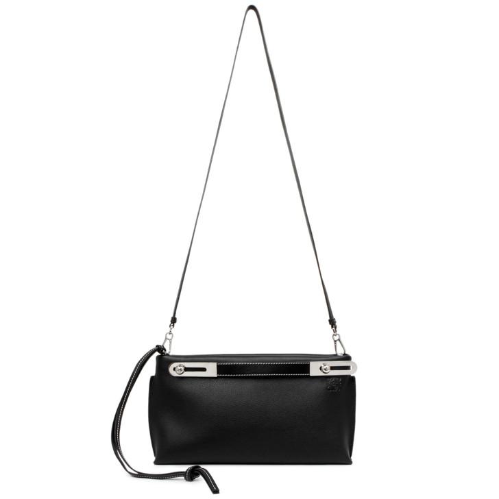 Loewe Black Calfskin Small Missy Bag