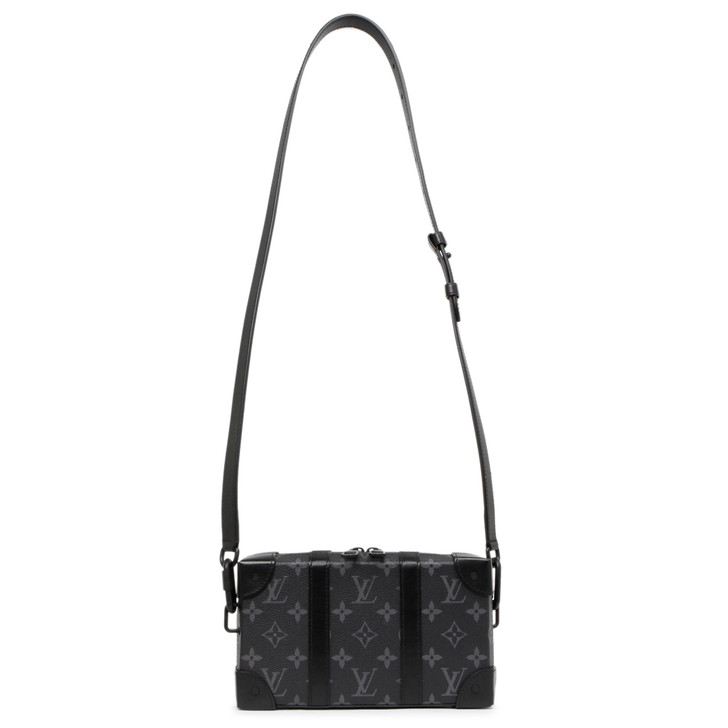 Louis Vuitton Monogram Eclipse Soft Trunk Wallet