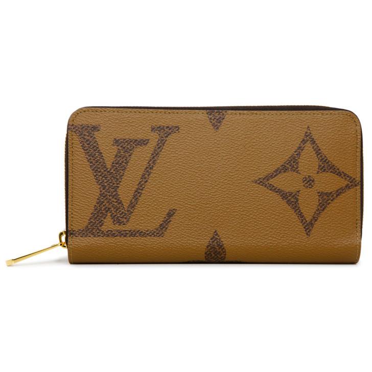 Louis Vuitton Giant Monogram Reverse Zippy Wallet