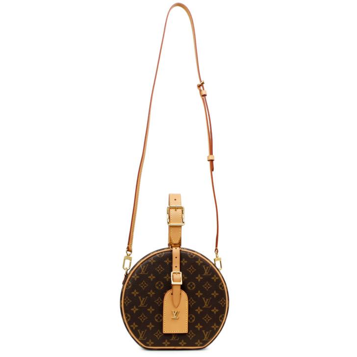 Louis Vuitton Monogram Petite  Boite Chapeau