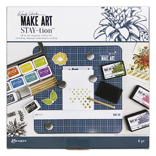 wendy vecci make art stay-tion 12x12