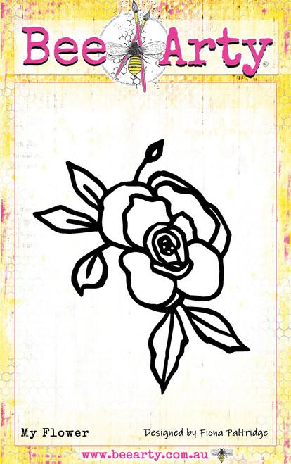 my flower metal die