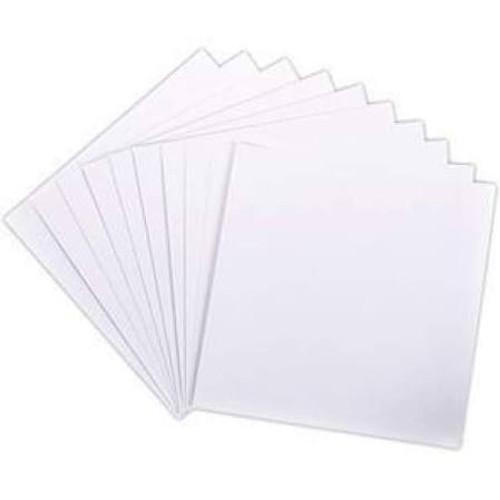 smooth white cardstock 300gsm 10pk