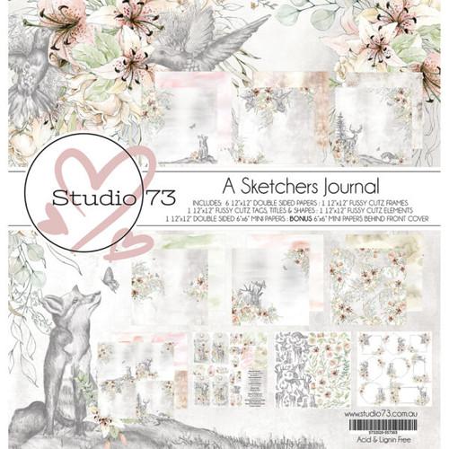 a sketchers journal