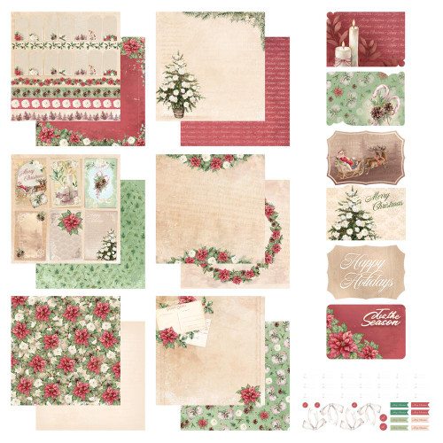 the gift of giving 12x12 collection pack