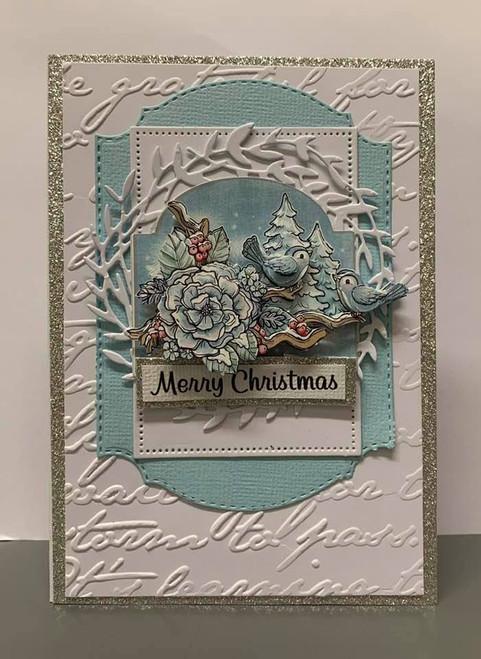 merry christmas - c019