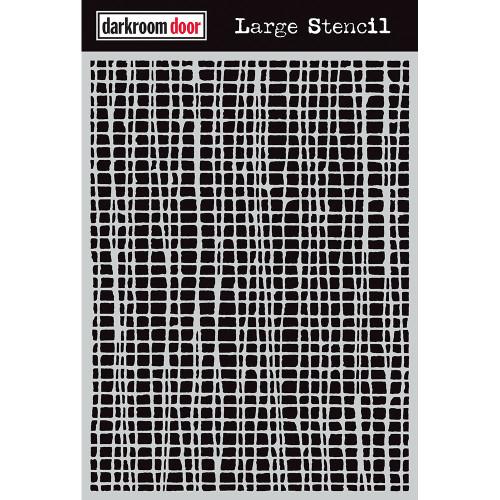 large stencil - mesh